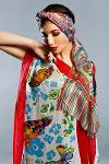 COTTON MODAL PRINTED SCARVES