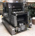 Heidelberg GTO ZP 52