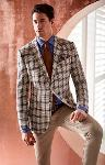 Casual Men's Jacket and Trousers