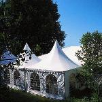 Tentes de réception et tentes pagodes