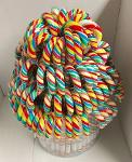 Hand made lollipop candy canes candy cane umbrella