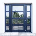MEGRAME® UPVC DOORS