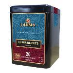 Lakma Super Berries Foil Enveloped Tea Bags In Tins – 1.5g X 20 Envelopes