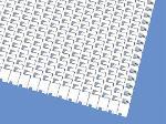 Kunststoff-Modulband, Modulares Förderband, Serie 14