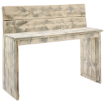 Timber High Bench 1