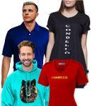 Custom production hoodie-T-Shirt and Sweatshirt manufacturin