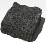 Pavés dallage de Granit Gris Foncé