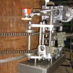 Chain manipulation system