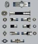 Keramik-Schlauch FLEX CERAMIC Verbindungselement