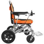 YE245C Brushless Lightweight Power Chair