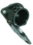 Park socket f. ABS/EBS/13/15-pol. plug