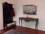 Gabanero Para Abrigos Y Mueble De Entrada