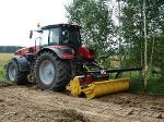 Chopper of Low Forest (Mulching Cutter) MN25