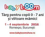 Baby Boom Show - targ pentru viitoare mamici si copii intre
