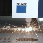 Sheet metall laser cutting