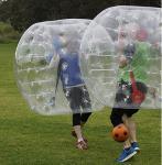 Teambuilding Bubble soccer à La Réunion