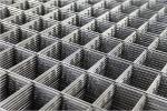 spot-welded wire mesh