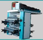 Two Colors Flexo Printing Machine