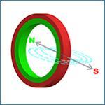 Radially Ring Magnet