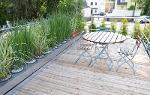 Balkon- Und Terrassenbegrünung Mit Hydro Profi Line® Begrünungssystemen