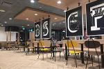 Food Court, Fast Food Furniture