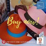 Original Panama-Hüte aus Ecuador