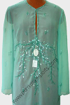 Ladies Chiffon Embroidered Blouses & Tops