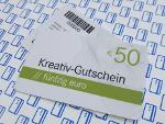 Plastic gift cards with barcode and/or numbering
