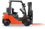 Forklifts From 18 To 60 Quintals