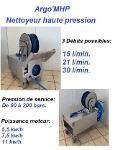 Nettoyeur Haute Pression Sans Système Mousse