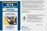 KTX - Powłoka Antyplakatowa