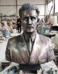 Commissioned Bust Sculpture Made to Order