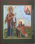 The image of the Bogolyubsky Theotokos
