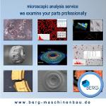Microscopic analysis service