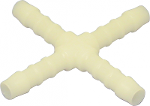 KS 4 Pl cross hose connector