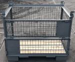 Gitterbox Mit Kranösen