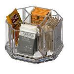 Acrylic Tea Bag Organizer