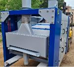 Universal grain-cleaning separator of the BISS-40