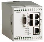 MoRoS LAN Ethernet-Router, VPN, Full-NAT, programmierbar