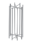Modular shop rack systems & instore interior shelving design