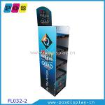 Cardboard shelf Display stand FL032