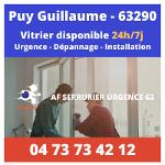 Vitrier Puy Guillaume – 24h/24 et 7j/7