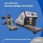 Crockmeter (Rubbing Fastness) Tester