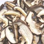 Factory price cultivated shiitake slice