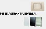 Prese aspiranti universali