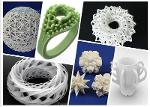 Artwares by 3D printing
