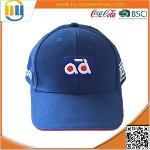 heawear, blue embroidery baseball cap,customized hat
