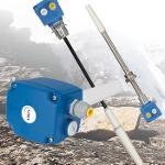 Chave de nível capacitiva Capanivo® CN 4000