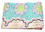 indian vintage cotton kantha quilt reversible blanket