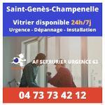 Vitrier à Saint Genès Champanelle – 24h/24 et 7j/7